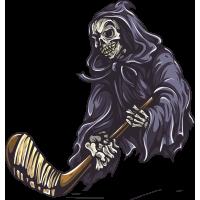 Смерть с  клюшкой