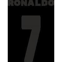 Игровой номер Роналду