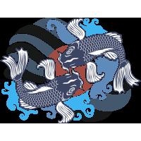 Тату Рыбы Японские Традиционные