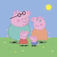 Семья Свинки Пеппы Peppa Pig Family