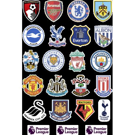 Все английские футбольные лиги
