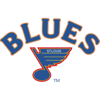 Логотип St. Louis Blues - Сент-Луис Блюз