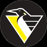 Логотип Pittsburgh Penguins- Питтсбург Пингвинз