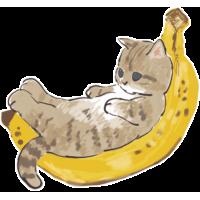 """""""Котик на банане"""""""