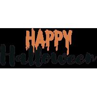 """Надпись """"Хэллоуин"""" для вечеринки"""